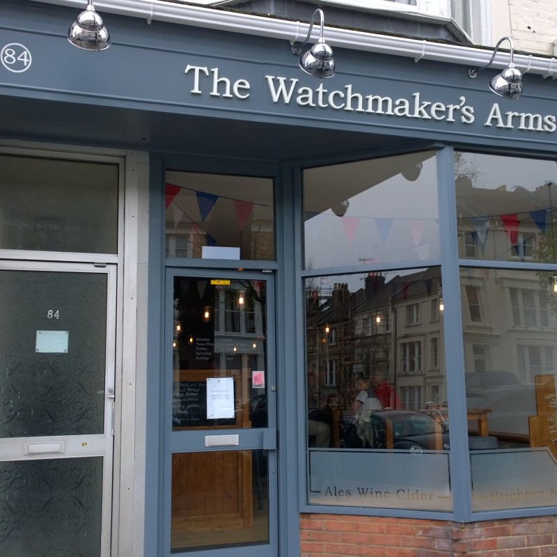 The Watchmaker's Arms