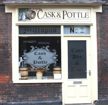 cask-and-pottle